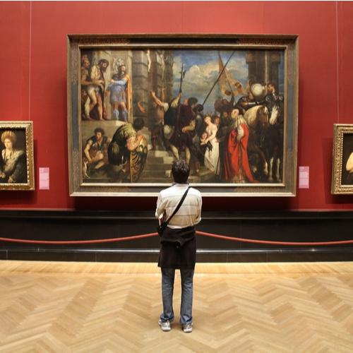 art museum short