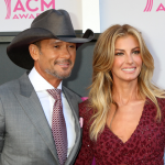Tim McGraw Celebrates Faith Hill's Birthday with Sweet and Sexy Message