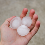 Baseball-sized hail crashed through the roof of an Oklahoma Walmart! ~ CASH {Watch}