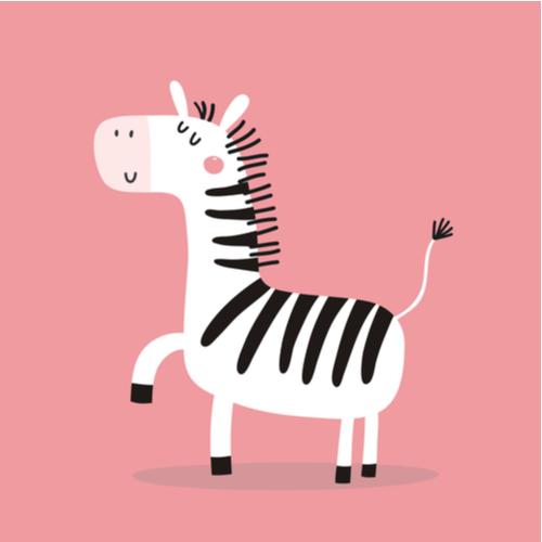 zebra short
