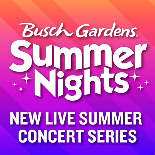 Busch Gardens Summer Concerts 500