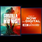 Win 'Godzilla Vs. King Kong' on Digital and 4K Ultra HD