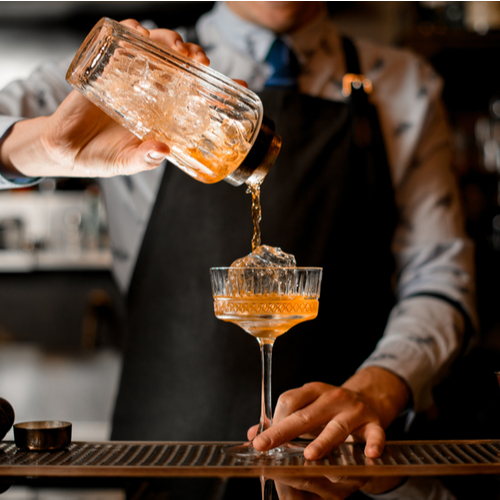 bartender short
