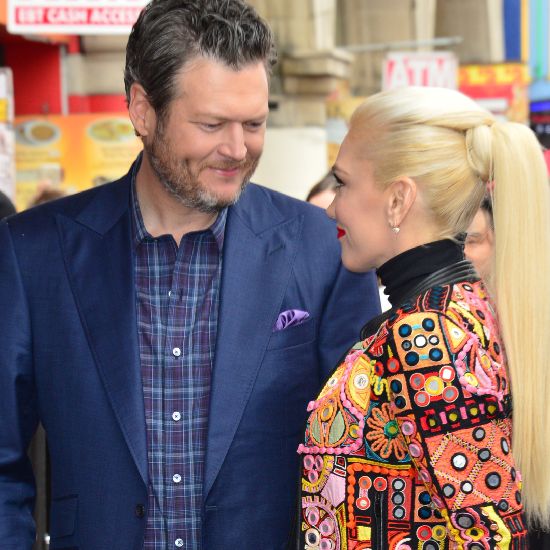 Gwen Stefani Shares Never-Before-Seen Video From The Day Blake Proposed