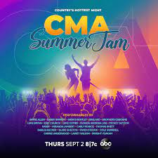 CMA Summer Jam Featuring Carrie Underwood, Luke Bryan and More To Air on ABC This Fall