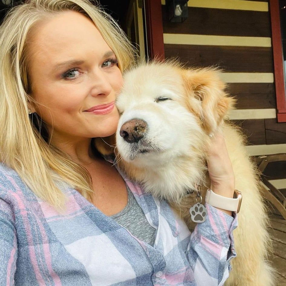 """Miranda Lambert Mourns the Loss of Beloved Dog Jessi: """"It's So Hard to Let Them Go But the Love is Worth It."""""""