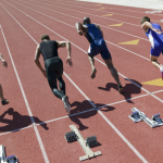 Olympic Runners Finish Race Arm in Arm After Fall {WATCH}