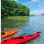 Check Out This Kayak + Wine Tour!