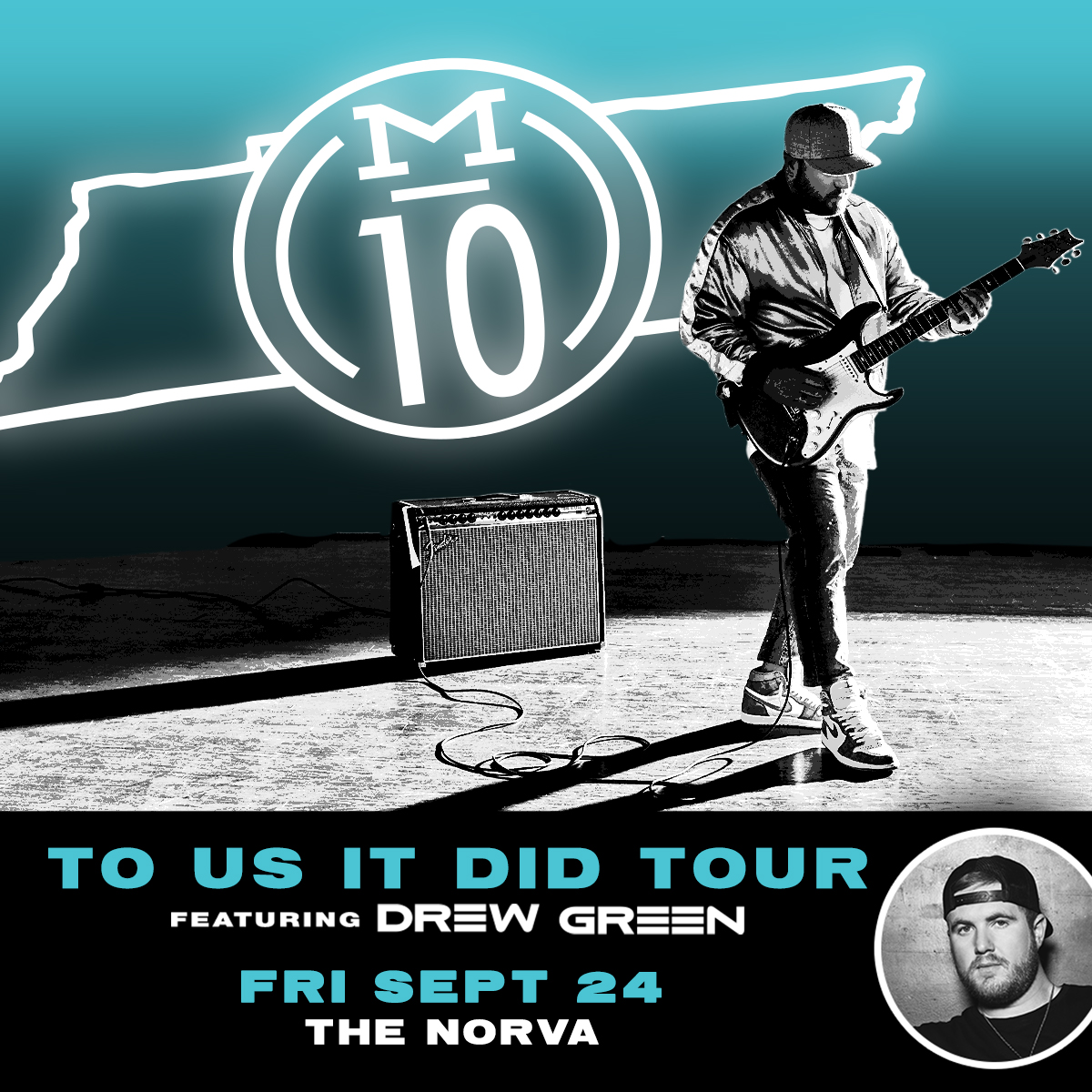 Win Tickets to Mitchell Tenpenny at The Norva