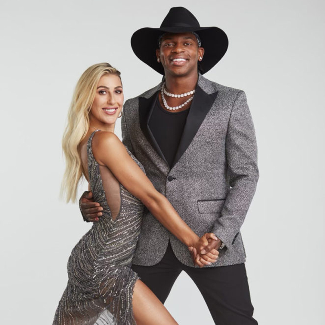 Jimmie Allen Dances a Foxtrot for 'Grease Night' on 'Dancing With The Stars' {WATCH}