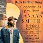Win Tickets to Canaan Smith