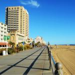 Free Parking Returns to Virginia Beach on Atlantic Ave