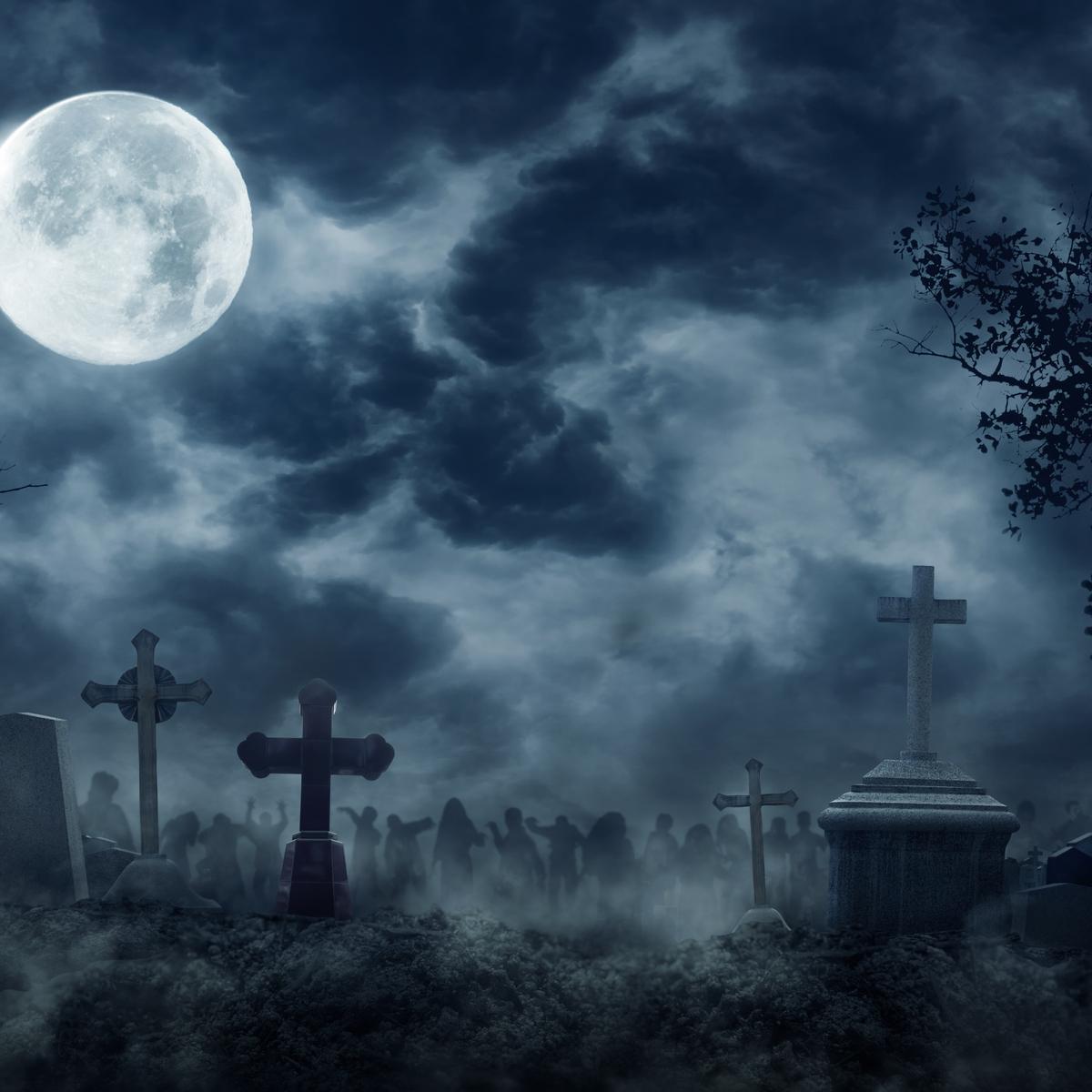 NFL Legend & Hampton Roads Native Bruce Smith Wins Halloween With His QB Graveyard. {Watch}