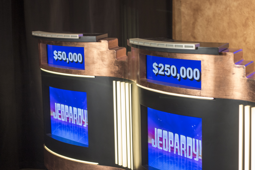 'Jeopardy!' Brings In 2 Permanent Hosts To Replace Alex Trebek