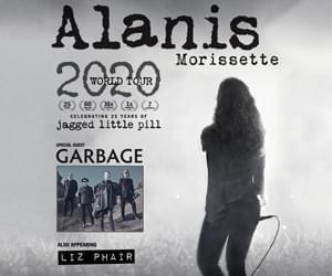 Alanis Morissette with Garbage and Liz Phair