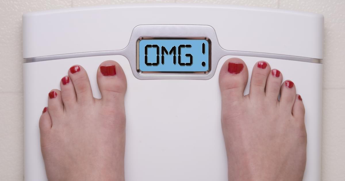 Feeling Fatter