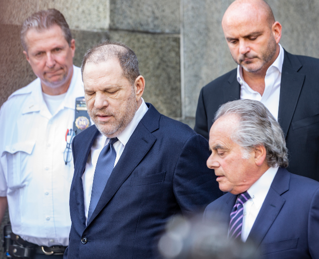 Harvey Weinstein Reaches a $25 Million Tentative Settlement With Accusers