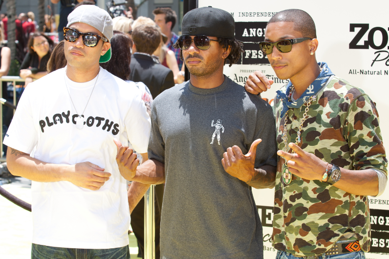 The Neptunes (Chad Hugo & Pharrell)