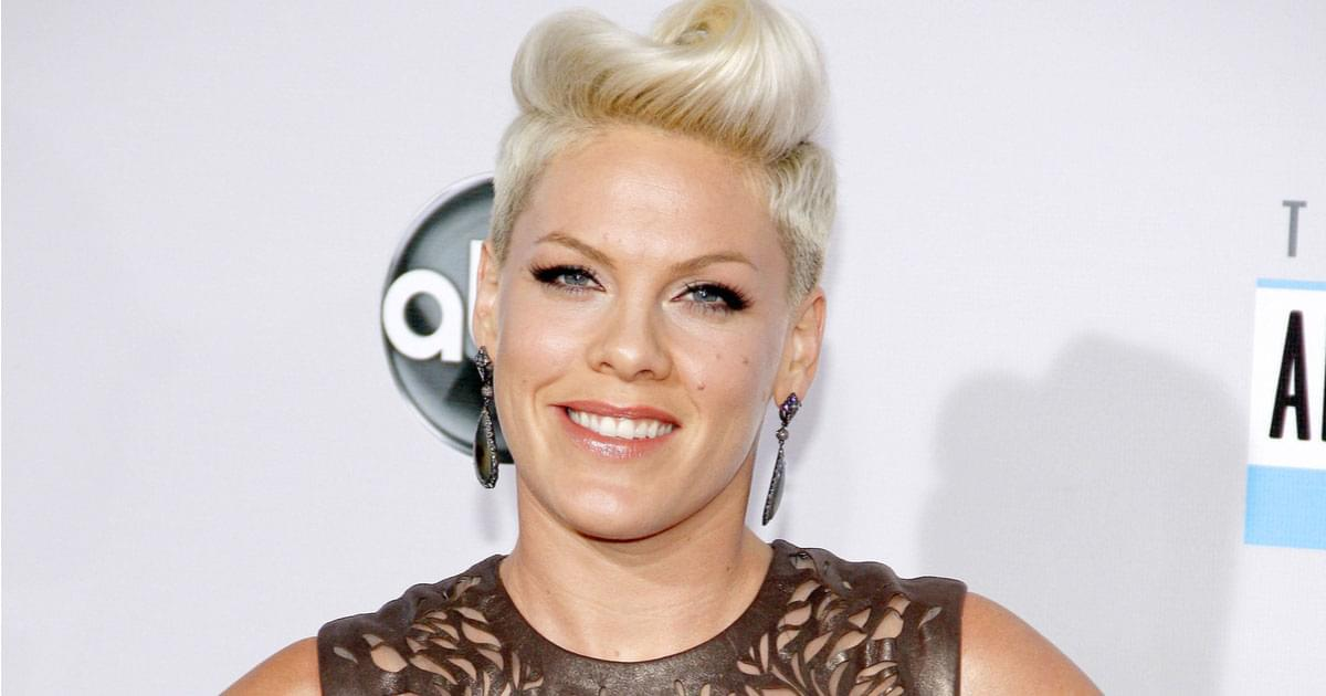 "Pink Describes ""Rollercoaster"" Symptoms, Says Her Son Is 'Feeling Better'"
