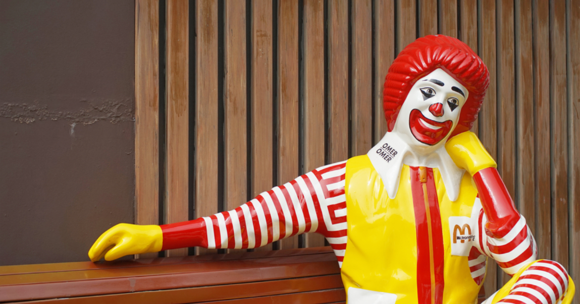 50 Year Old McDonald's Commercial!!!