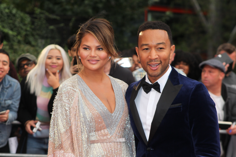 Genesis Cuts Helicopter From John Legend and Chrissy Teigen's Super Bowl Commercial