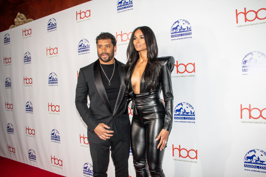 Ciara and Russell Wilson Are Expecting Their Second Child!