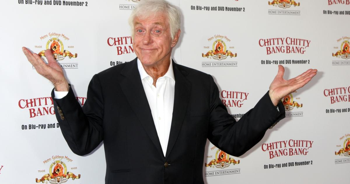 Dick Van Dyke, 94, Joins Cameo! Fans Can Pay for a Personalized Video Message from Icon