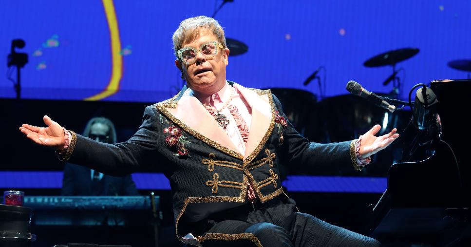Elton John Forced To Cut Concert Short Due To Illness- Fans Respond.