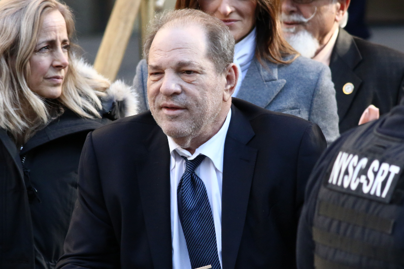 Harvey Weinstein Contacts Coronavirus In Prison