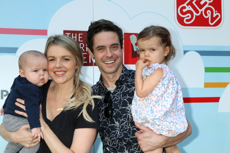 "Ali Fedotowsky Was ""Mortified"" After Son Poops In Pool"