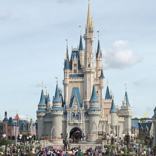 Disney Theme Park Rides Available Via Virtual Reality On YouTube