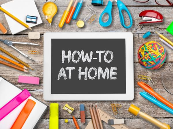 How-To At Home