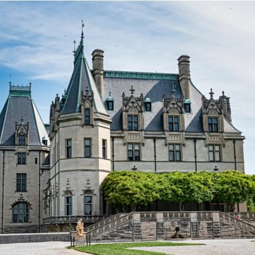 Take a Virtual Tour of America's Largest Home, The Biltmore House.