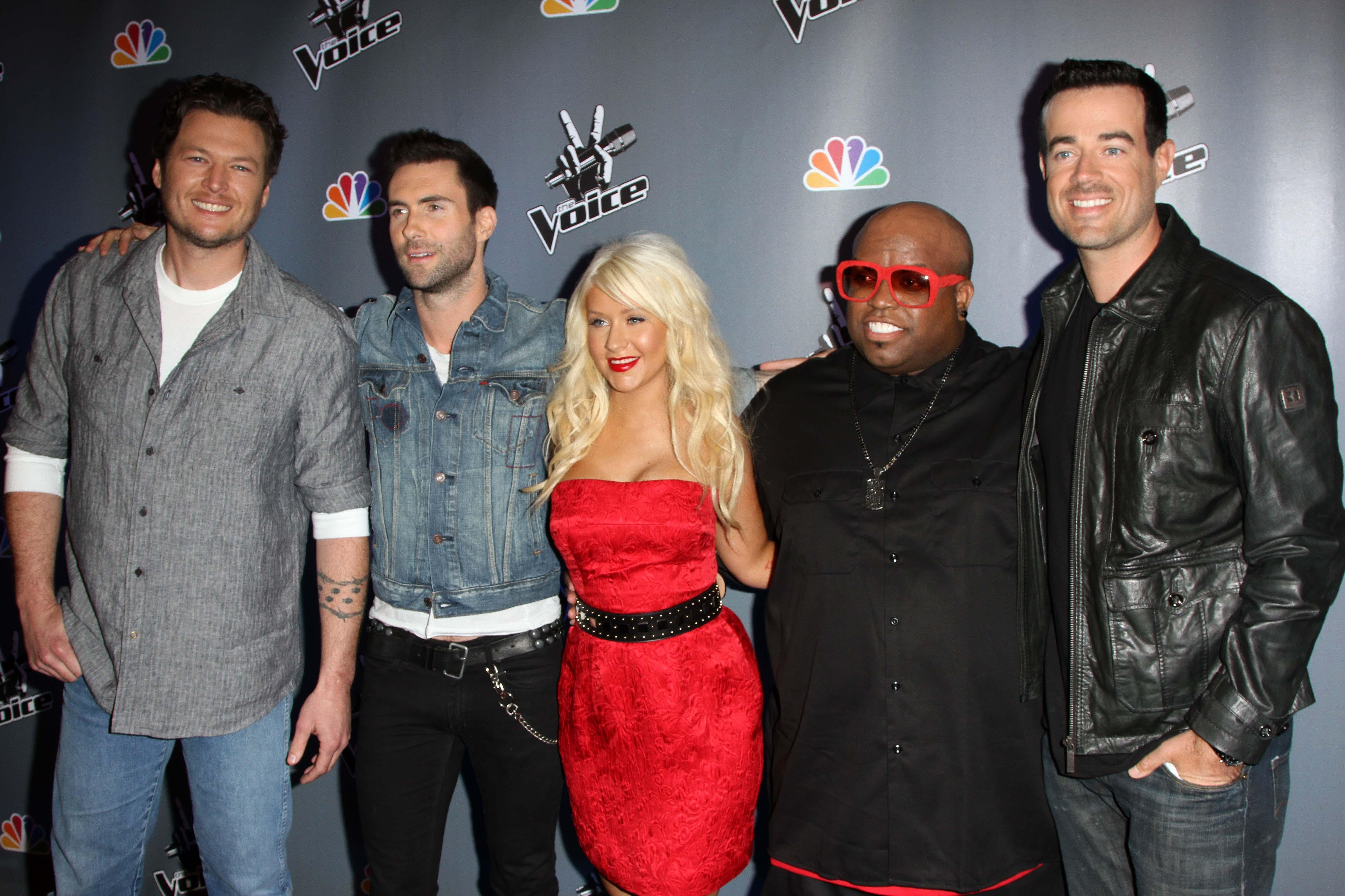 CeeLo and Shakira Are Returning To 'The Voice' For Supergroup Finale Performance