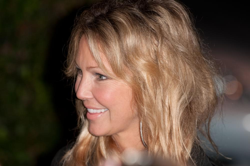 Heather Locklear Is Engaged To Her High School Sweetheart