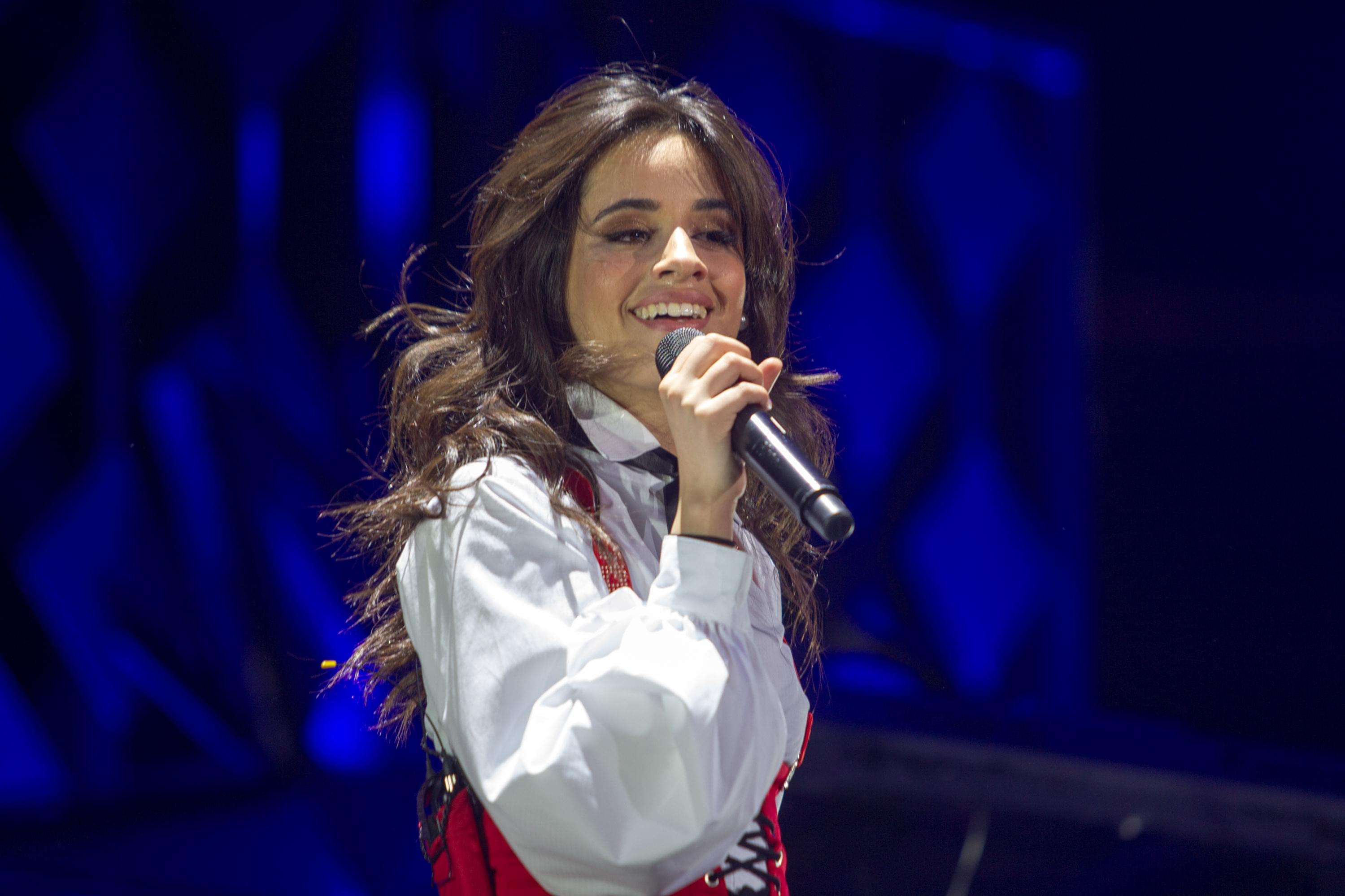 Camila Cabello Releases 'First Man' Music Video on Father's Day