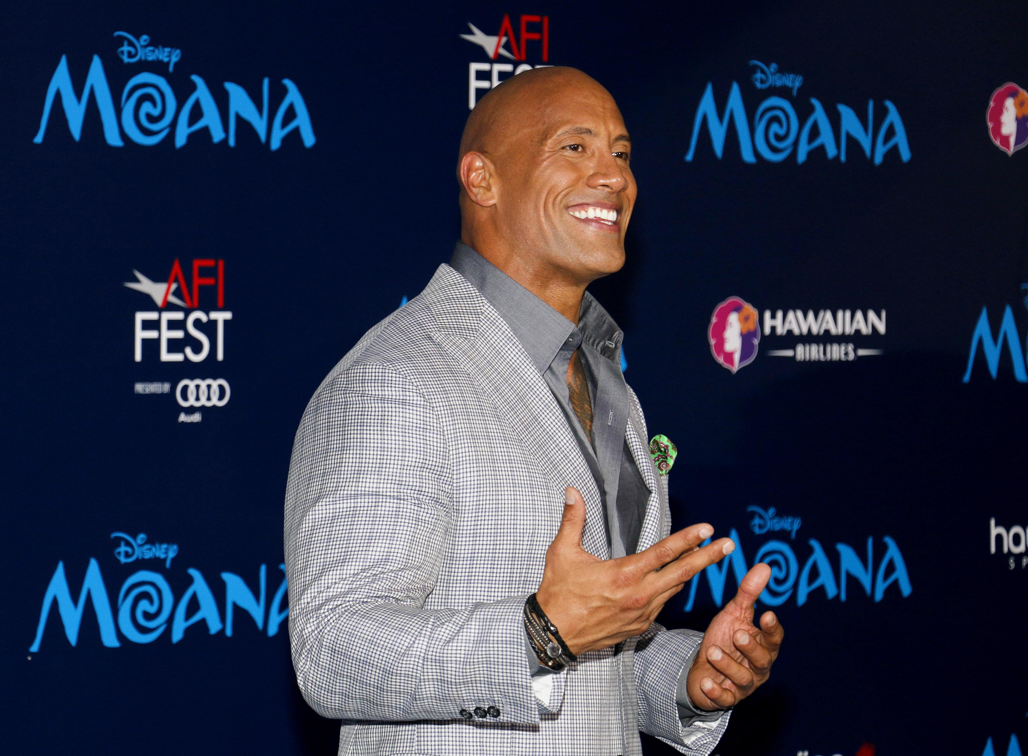 Dwyane 'The Rock' Johnson Is Hosting A Global Citizen Concert Aimed At COVID-19