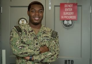 Chesapeake Native selected for Junior Sailor of the Quarter Aboard USS Carl Vinson