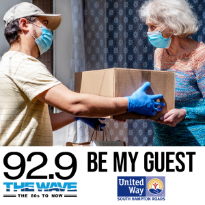 Be My Guest: United Way