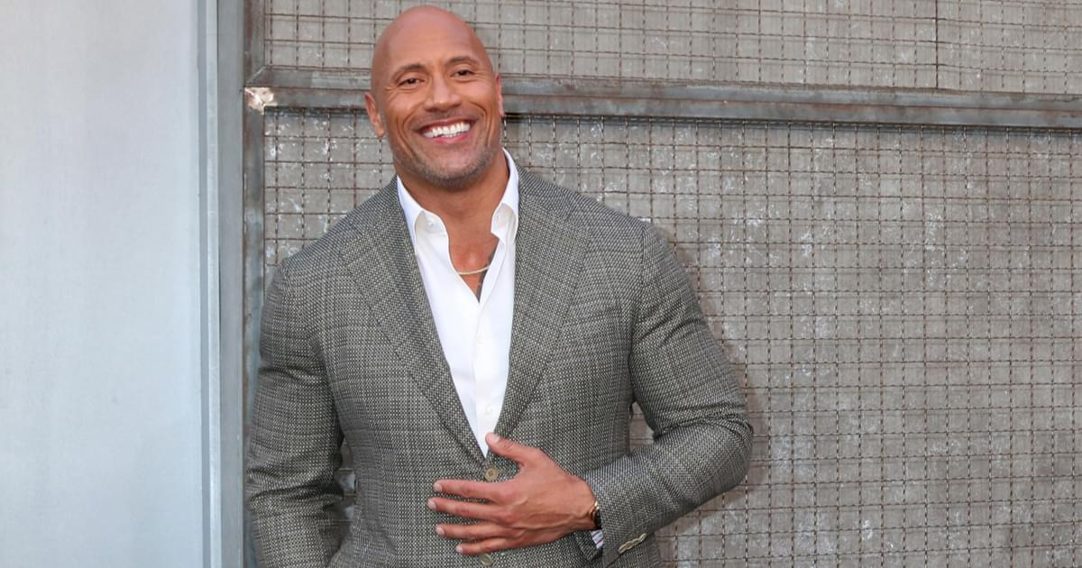 Fans Are Shocked Over This Photo of The Rock's Massive Leg Muscles [PIC]