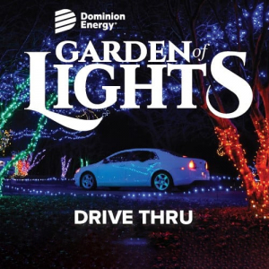Garden of Lights: Norfolk Botanical Gardens