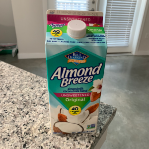 Will Coconut Almond Milk Turn Kristina Into A Vegetarian AND A Weight Loss Champ?