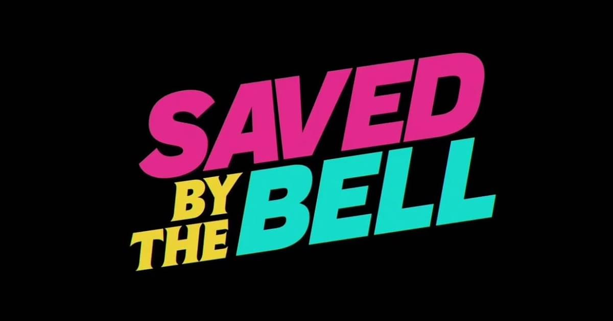 Zack & Kelly Are Back in 'Saved By The Bell' Reboot Trailer {WATCH}