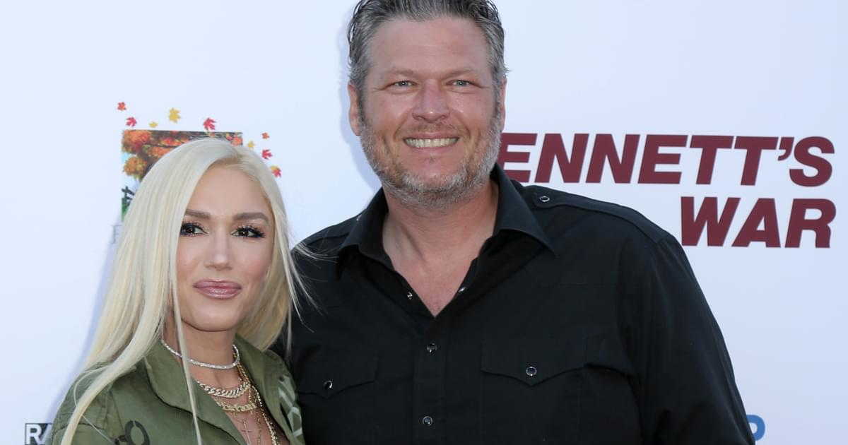 Blake Shelton Shares an Update on Wedding Plans with Gwen Stefani {WATCH}