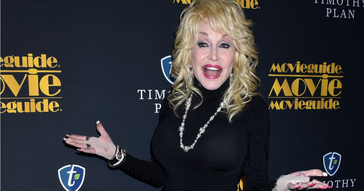 Dolly Parton Recreated Her Iconic Playboy Cover 43 Years Later and It's Incredible {WATCH}