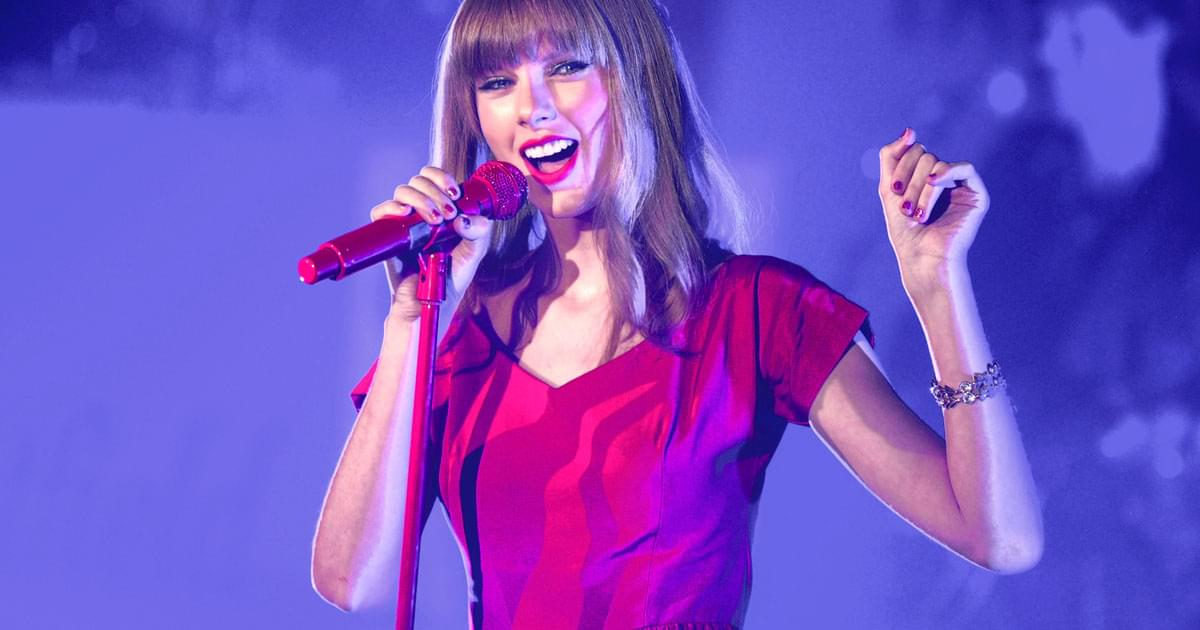 Taylor Swift's 2021 Version of 'Love Story' Is Here [LISTEN]