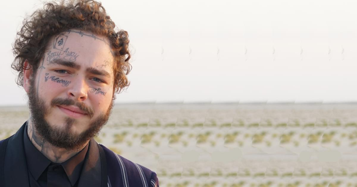 Post Malone Covered a Hootie and the Blowfish Classic [WATCH]