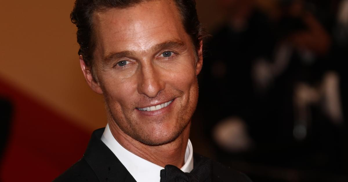 Matthew McConaughey Wants to Wrestle in the WWE: 'It Is Something That Interests Me'