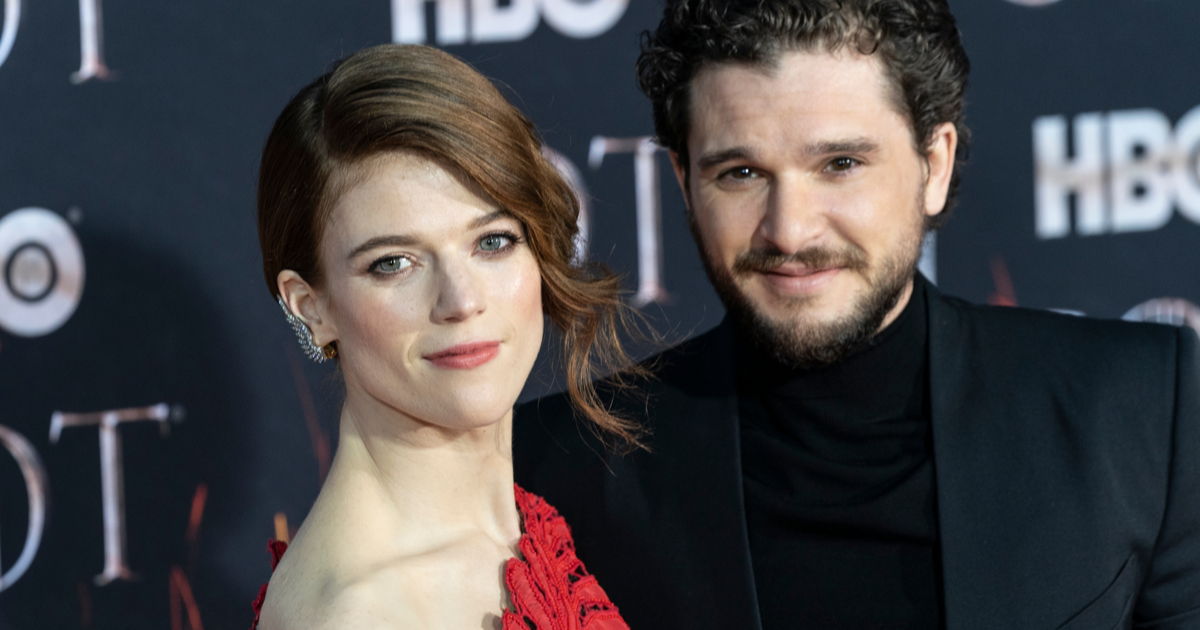 Game of Thrones Stars Rose Leslie and Kit Harington Welcome Baby Boy