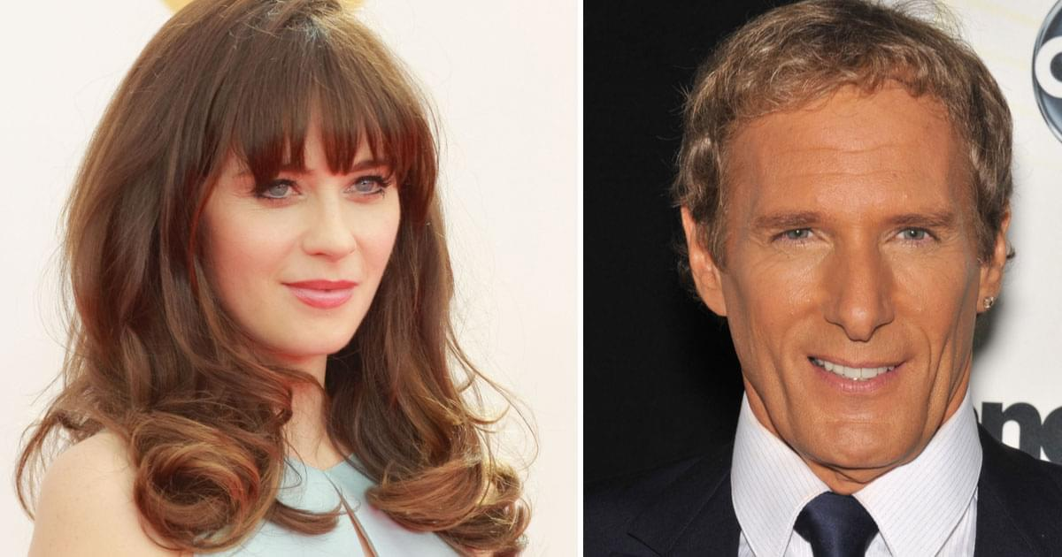 CELEBRITY DATING GAME: Zooey Deschanel & Michael Bolton to Co-Host Reboot on ABC